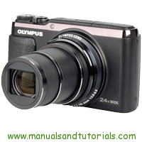 Olympus SH-60 Manual And User Guide PDF