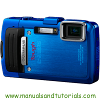 Olympus TG-835 Manual And User Guide PDF