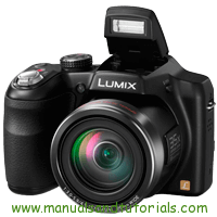 Panasonic Lumix LZ30 Manual And User Guide PDF