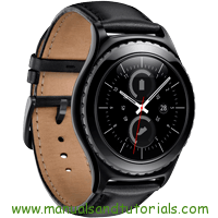 Samsung Gear S2 Manual And User Guide PDF