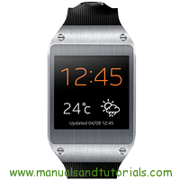 Samsung Galaxy Gear Manual And User Guide PDF