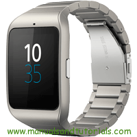 Sony Smartwatch 3 Manual And User Guide PDF