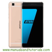 Ulefone Future Manual And User Guide PDF
