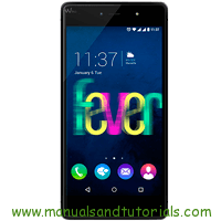 Wiko FEVER Manual And User Guide PDF