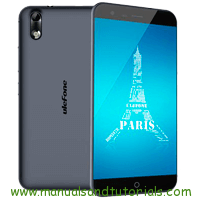 Ulefone Paris Manual And User Guide PDF
