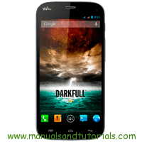 Wiko DARKFULL Manual And User Guide in PDF