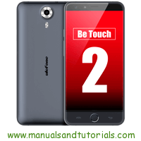 Ulefone Be Touch 2 Manual And User Guide PDF