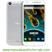 Wiko DARKSIDE Manual And User Guide PDF