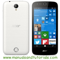 Acer Liquid M330 Manual And User Guide PDF