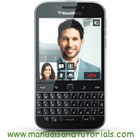 Blackberry Classic Manual And User Guide PDF