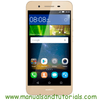 Huawei GR3 Manual And User Guide PDF