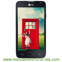 LG L65 Manual And User Guide PDF
