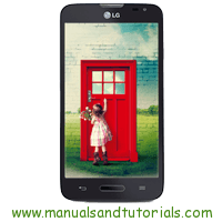 LG L70 Manual And User Guide PDF