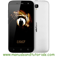 Ulefone U007 Manual And User Guide PDF