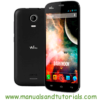Wiko DARKMOON Manual And User Guide PDF