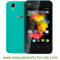 Wiko GOA Manual And User Guide PDF