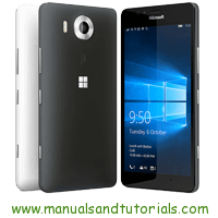 Microsoft Lumia 950 Manual And User Guide PDF