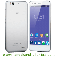 ZTE Blade S6 PLUS Manual And User Guide PDF