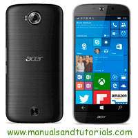 Acer Liquid Jade Primo Manual And User Guide PDF