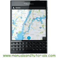 Blackberry Passport Manual