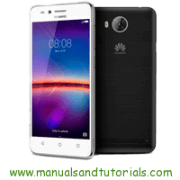 Huawei Y3II Manual And User Guide PDF ont huawei huweai huawei app