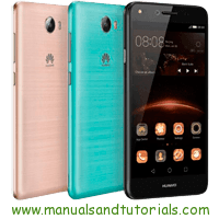 Huawei Y5II Manual And User Guide PDF huawei uk huaewi ont huawei definition of smartphone