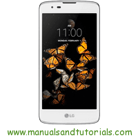 LG K8 Manual And User Guide PDF software LG k10 specs