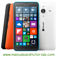 Microsoft Lumia 640 XL Manual And User Guide PDF the best windows nokia devices phones with windows