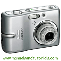 Nikon Coolpix L11 Manual And User Guide PDF