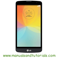 LG L Bello Manual And User Guide PDF