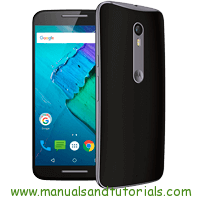 Motorola Moto X Pure Edition Manual And User Guide PDF