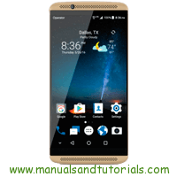 ZTE Axon 7 Manual And User Guide PDF