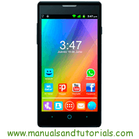 ZTE KIS II MAX Manual And User Guide PDF