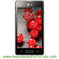LG Optimus L5 II Manual And User Guide in PDF