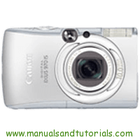 Canon Digital IXUS 970 IS Manual And User Guide PDF