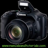 Download Canon PowerShot SX530 HS PDF User Manual Guide