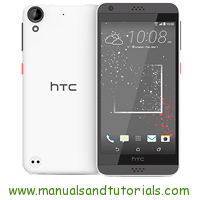 HTC Desire 530 Manual And User Guide PDF