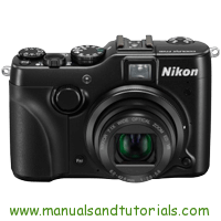 Nikon Coolpix P7100 Manual And User Guide PDF