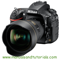 Nikon D810A Manual And User Guide PDF