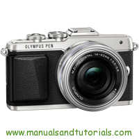 Olympus E-PL7 Manual And User Guide PDF