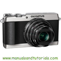 Olympus Stylus SH-1 Manual And User Guide PDF