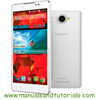 Panasonic P55 Manual And User Guide PDF