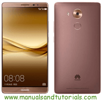 Huawei Mate 9 Manual And User Guide PDF