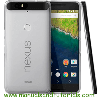 Huawei Nexus 6P Manual And User Guide PDF