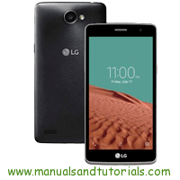 LG X150 Manual And User Guide PDF