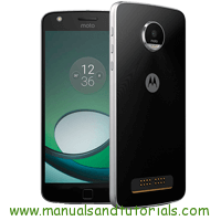 Motorola Moto Z Play Droid Manual And User Guide PDF