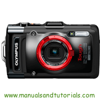 Olympus TG-2 Manual And User Guide PDF