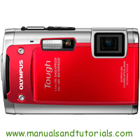 Olympus TG-310 Manual And User Guide PDF