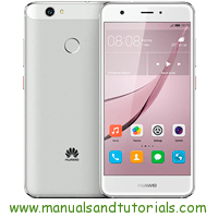 Huawei Nova Manual And User Guide PDF