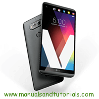 LG V20 Manual And User Guide PDF